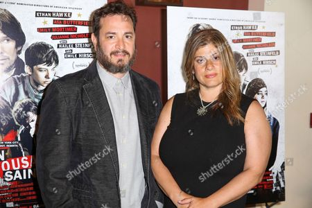 "Editorial image of LA Special Screening of ""Ten Thousand Saints"", Los Angeles, USA"