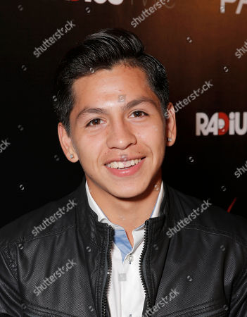 "Kevin Hernandez attends a special screening of Radius-TWC's ""Horns"" presented by PAX by Ploom at ArcLight Hollywood on in Hollywood, Calif"