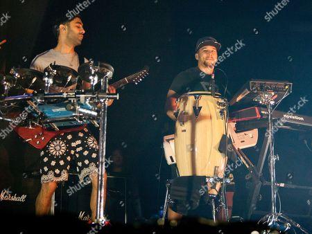 Editorial photo of Rudimental in Concert - , Atlanta, USA