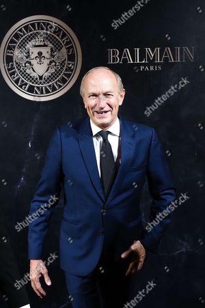 Jean-Paul Agon, CEO of L'Oreal