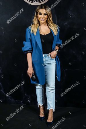 Editorial photo of L'Oreal X Balmain Party, Paris Fashion Week, France - 28 Sep 2017