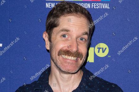 "Andrew Orvedahl attends the 11th Annual New York Television Festival screening and panel of truTV's original comedy series ""Those Who Can't,"" at the SVA Theatre, in New York"