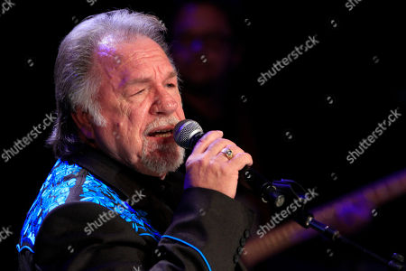 Gene Watson performs at the Country Music Hall of Fame Inductions on in Nashville, Tenn