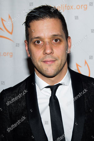 George Stroumboulopoulos attends A Funny Thing Happened On The Way To Cure Parkinson's benefit for The Michael J. Fox Foundation for Parkinson's Research on in New York