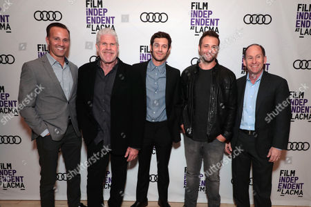 Eric Berger - General Manager, Crackle & EVP, Digital Sony Pictures Television, Ron Perlman, Adam Brody, Exec. Producer/Creator/Director Ben Ketai and Andy Kaplan - President of Wordwide Networks, Sony Pictures Television