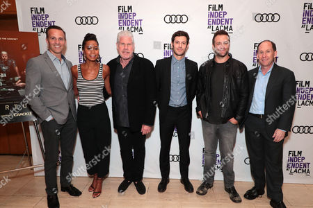 Eric Berger - General Manager, Crackle & EVP, Digital Sony Pictures Television, Kristen Ariza, Ron Perlman, Adam Brody, Exec. Producer/Creator/Director Ben Ketai and Andy Kaplan - President of Wordwide Networks, Sony Pictures Television