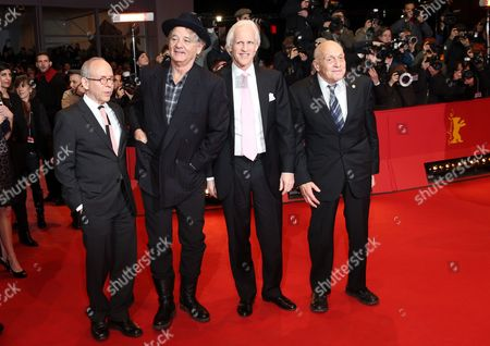 Editorial photo of Film Festival The Monuments Men Red Carpet, Berlin, Germany