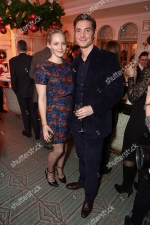 Stock Picture of Annabelle Horsey and Max Brown attend Fortnum & Mason and Quintessentially Foundation 'Fayre of St James', in London