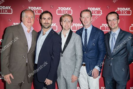Editorial photo of Britain TodayTix Launch Party, London, United Kingdom