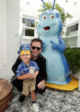 """Ethan Wakely and Josh Wakely seen at Netflix original kids series """"Beat Bugs"""" special screening, in Los Angeles, CA"""