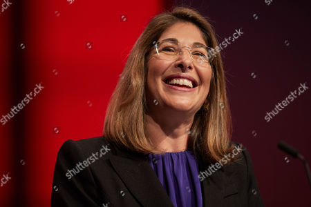 Naomi Klein guest speaker for the afternoon session at the Labour Party Conference, Brighton, UK.