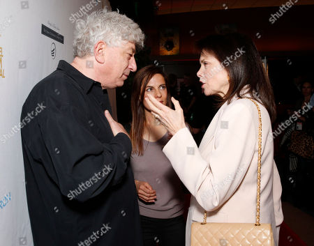 Avi Lerner, Lati Grobman and Sherry Lansing attend the 27th Israel Film Festival Opening Night Gala, on Thursday, April, 18, 2013 in Beverly Hills, California