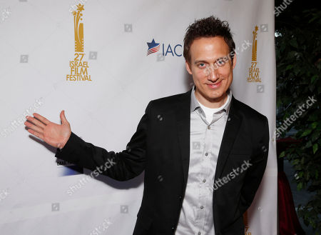 Elon Gold attends the 27th Israel Film Festival Opening Night Gala, on Thursday, April, 18, 2013 in Beverly Hills, California