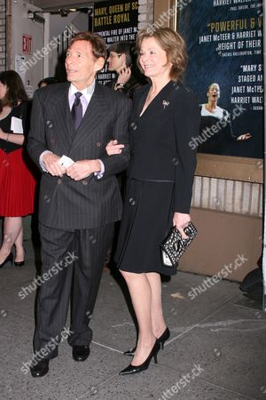 Editorial photo of 'Mary Stuart' Play Opening Night at the Broadhurst Theatre, New York, America - 19 Apr 2009