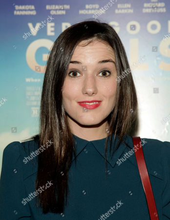 """Actress Kick Kennedy attends a screening of """"Very Good Girls"""", in New York"""