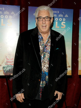 """Producer Norton Herrick attends a screening of """"Very Good Girls"""", in New York"""