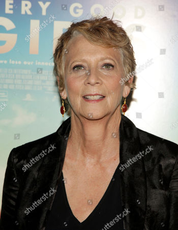 """Stock Picture of Director Naomi Foner attends a screening of """"Very Good Girls"""", in New York"""
