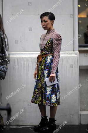 Jeannie Susan-Lee at Chloe Street Style