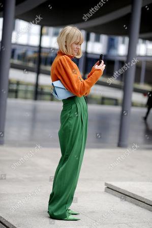 Jeanette Madsen, Fashion Editor Costume Magazine