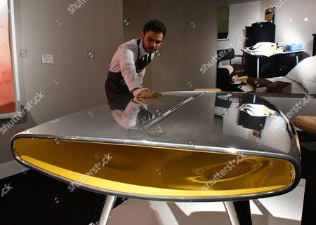 Marc Newson. Event Horizon Table. Est. £100,000-150,000