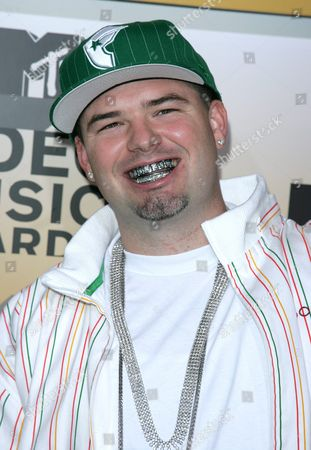 Paul Wall Arriving to the 2006 Mtv Video Music Awards Held at Radio City Music Hall in New York City August 31 2006