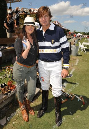 West Palm Beach Fl - March 14: (exclusive Coverage) Kourtney Kardashian and Scott Disick with Their Young Son Mason Dash Disick in Tow Take a Polo Lesson with Top Ranked American Polo Player Nic Roldan the Couple Was Joined by Sister Khloe Kardashian the Kardashian Clan Had a Great Afternoon Riding Horses and Joking Around While They Sipped Champagne at the International Polo Club Palm Beach On March 14 2010 in Wellington Florida People: Khloe Kardashian