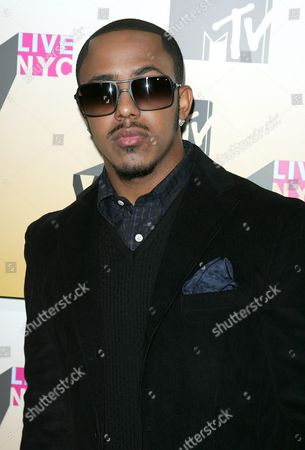 Marques Houston Arriving to the 2006 Mtv Video Music Awards Held at Radio City Music Hall in New York City August 31 2006