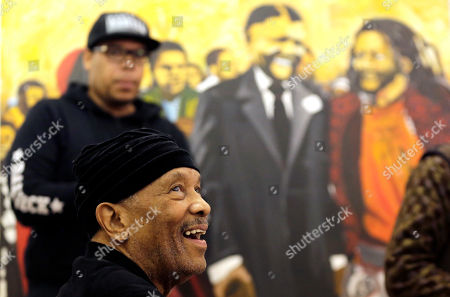 Editorial photo of Roy Ayers, Soweto, South Africa - 29 Sep 2017