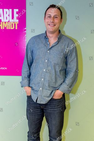 """Mike Carlsen arrives at the """"Unbreakable Kimmy Schmidt"""" FYC event at UCB Sunset Theatre, in Los Angeles"""