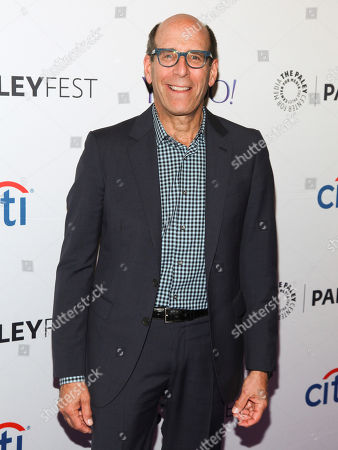 """Matt Blank arrives at the 2015 PaleyFest New York """"The Affair"""" panel discussion, at The Paley Center for Media,, in New York"""
