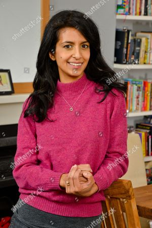 """Stock Photo of Konnie Huq.Television presenter. Photographed 25.1.2017 Kanak Asha """"Konnie"""" Huq is a British television presenter and writer. She was the longest-serving female presenter of Blue Peter, having presented it from 1 December 1997 until 23 January 2008. Wikipedia Born: 17 July 1975 (age 41 years), Hammersmith, London Height: 1.6 m Spouse: Charlie Brooker (m. 2010) Children: Covey Brooker Huq, Huxley Brooker Huq Siblings: Rupa Huq, Nutun Huq, Rupa"""