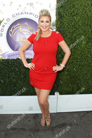 Editorial photo of Breeders' Cup World Championships - Trophy Lounge Day 1, Arcadia, USA