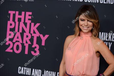 Elyse Walker arrives at Elyse Walker's The Pink Party 2013 at Hangar 8 at the Santa Monica Airport on in Santa Monica, Calif