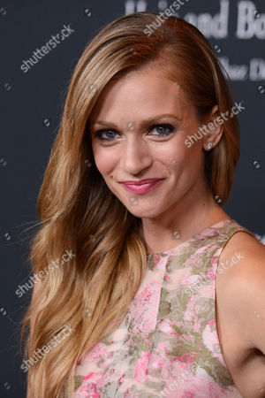 Stock Picture of Actress AJ Cook arrives at Elyse Walker's The Pink Party 2013 at Hangar 8 at the Santa Monica Airport on in Santa Monica, Calif