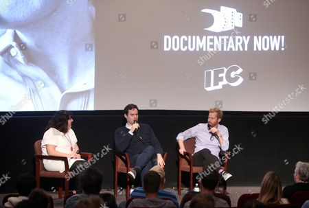 Editorial image of IFC and MPTF's Documentary Now! Screening, Los Angeles, USA