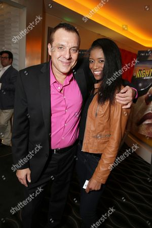 """Tom Sizemore at Open Road Films Special Screening of """"Nightcrawler"""", in Los Angeles, CA"""