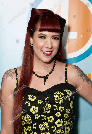 Stock Photo of Rachel Federoff attends the Phase 4 Films Annual Cocktail Party on in Los Angeles