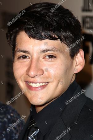 "Carlos Pratts arrives at the premiere screening of ""The Bridge"" at the DGA Theatre on in Los Angeles"