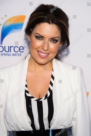 Stock Image of Bobbie Thomas attends the launch of Resource Natural Spring Water on in New York