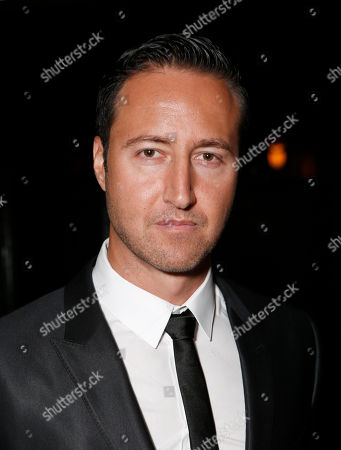 Stock Picture of Executive Producer Quinton Van Der Burgh attends The Shores Premiere Party at Dim Mak studios, in Los Angeles