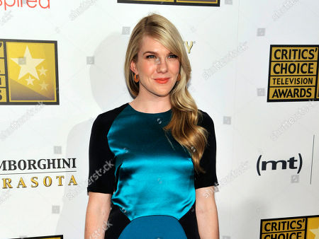 Actress Lily Rabe arrives at the Critics' Choice Television Awards in Beverly Hills, Calif. Rabe, John Lithgow and Hamish Linklater are all returning to Central Park's Delacorte Theatre this summer for another round of Shakespeare in the Park. The Public Theater announced, that Rabe and Linklater will tackle 'Much Ado About Nothing'? from June 3 -July 6 under the direction of Jack O'Brien, while Lithgow will play the addled monarch in 'King Lear'? from July 22-Aug. 17 with Daniel Sullivan directing