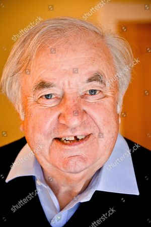 Stock Image of Jimmy Tarbuck.Comedian. 2.9.2016
