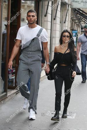 Kourtney Kardashian and Younes Bendjima