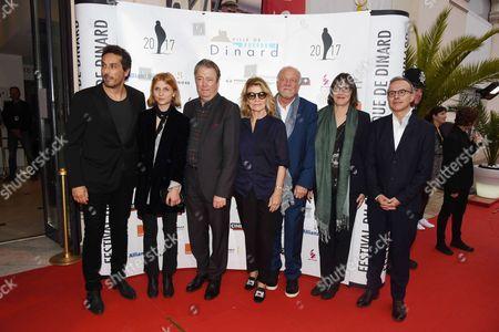 Vincent Elbaz, Clemence Poesy, Roger Allam, Nicole Garcia, Michael Ryan, Annette Dutertre, Philippe Besson