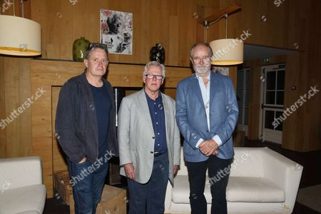 Christopher Smith, Phil Davis, Jim Broadbent