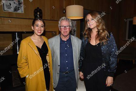 Manon ardisson, Phil Davis, Stephanie Chermont