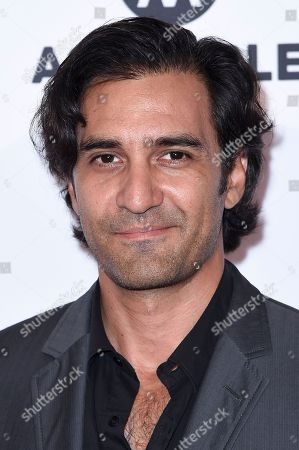 """Stock Photo of Dion Mucciacito attends the LA premiere of """"Brawl in Cell Block 99"""" at the Egyptian Theatre, in Los Angeles"""