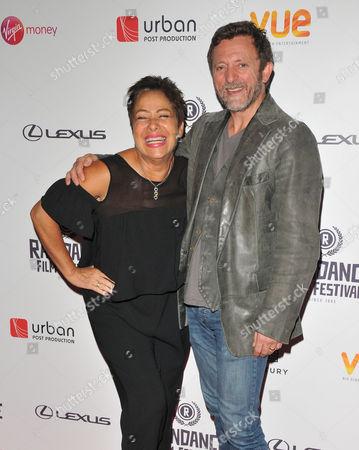 Editorial photo of 'The Dark Mile' premiere, Raindance Film Festival, London, UK - 29 Sep 2017