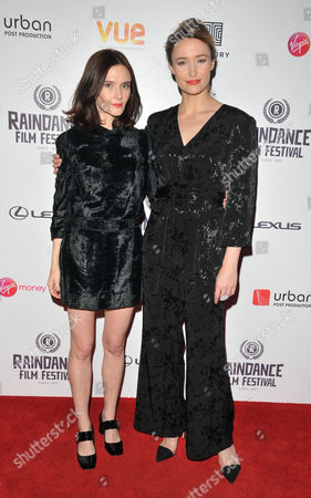 Rebecca Calder and Deirdre Mullins