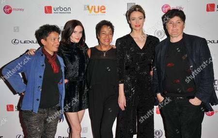 Editorial picture of 'The Dark Mile' premiere, Raindance Film Festival, London, UK - 29 Sep 2017